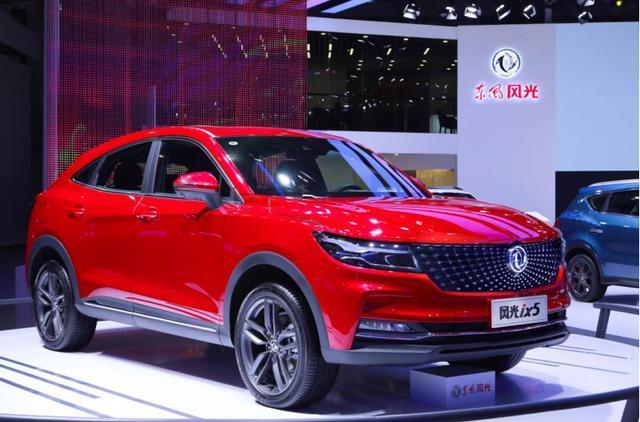 广州车展爆款扎堆 风光ix5成为轿跑SUV的新名片