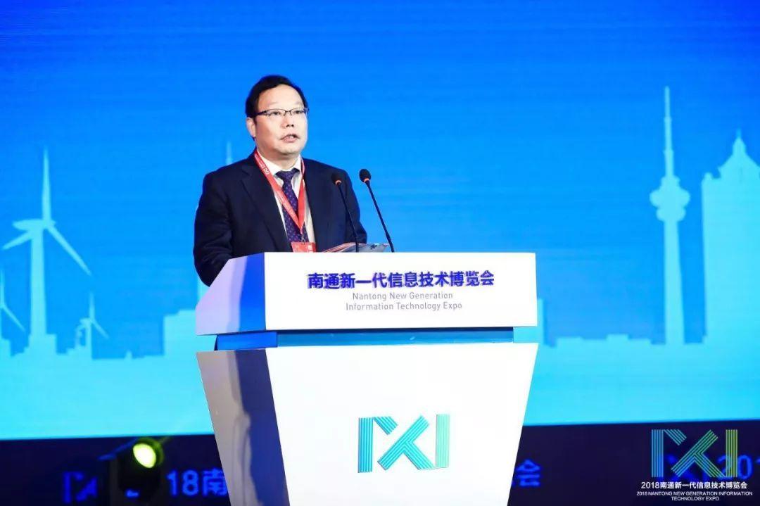 图/中共南通市委副书记,代市长徐惠民