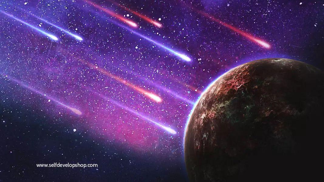 天资讯_为了区别不同的流星雨,一般我们用流星雨所在天区的