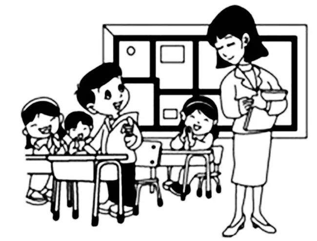关注 教师职业行为十项准则,来啦