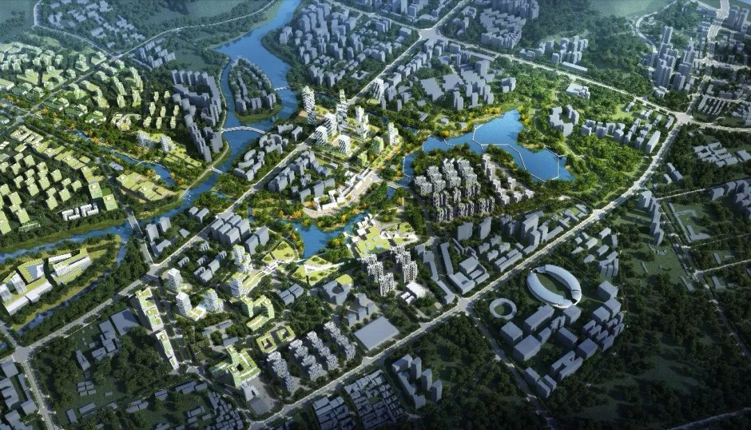 海南自由港规划图