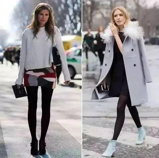 冬天褲襪搭配技巧,讓你的時尚沒有錯誤!