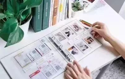 diy相册装饰手绘图片