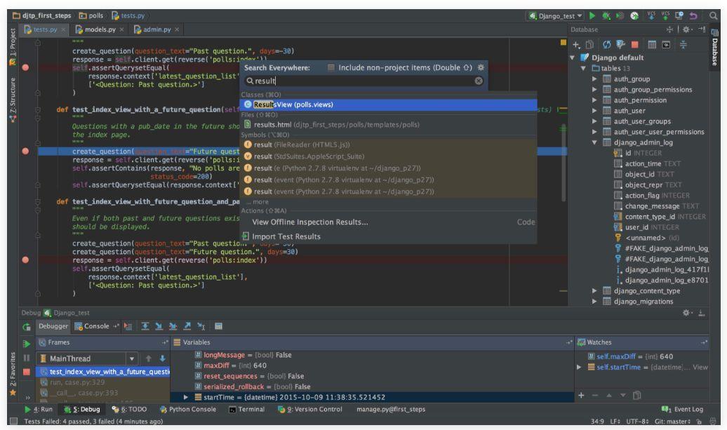 世界上最好的Python编辑器是什么?我投PyCharm一票