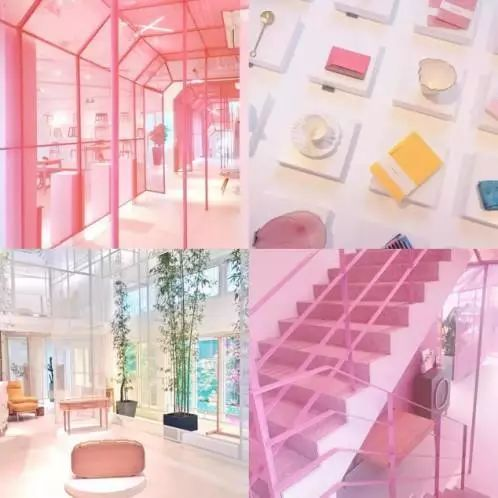 我的世界美容院_时尚 正文  依然能沉浸在甜蜜的mendl\'s甜品世界 甜品店的纸盒是经过