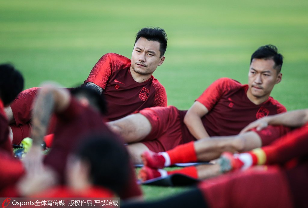 吴曦:望延续好状态 所有球员到国家队担子都重