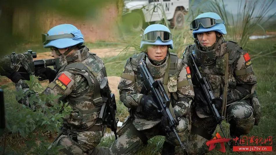 《中国蓝盔》的创作背后,是中国参与维和28年的缩影.