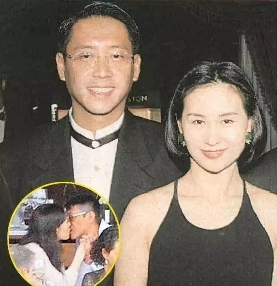 48歲李嘉欣近照曝光!膚白美似少女!從小三到豪門太太演傳奇一生