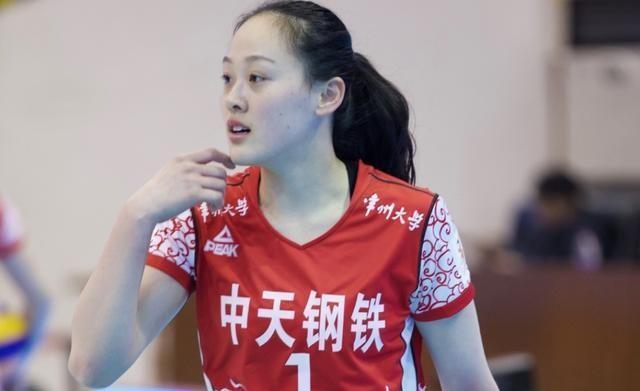 终于明白为什么女排吴晗明年很大机会入选国家队