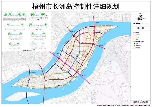 龙圩区公路规划图