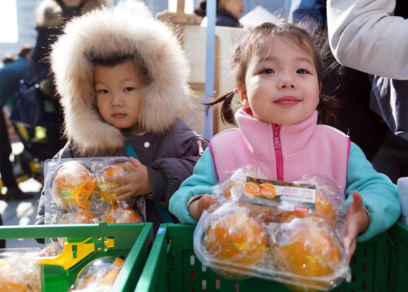 农夫山泉175°橙西安首发 携手盒马提升市民消费体验