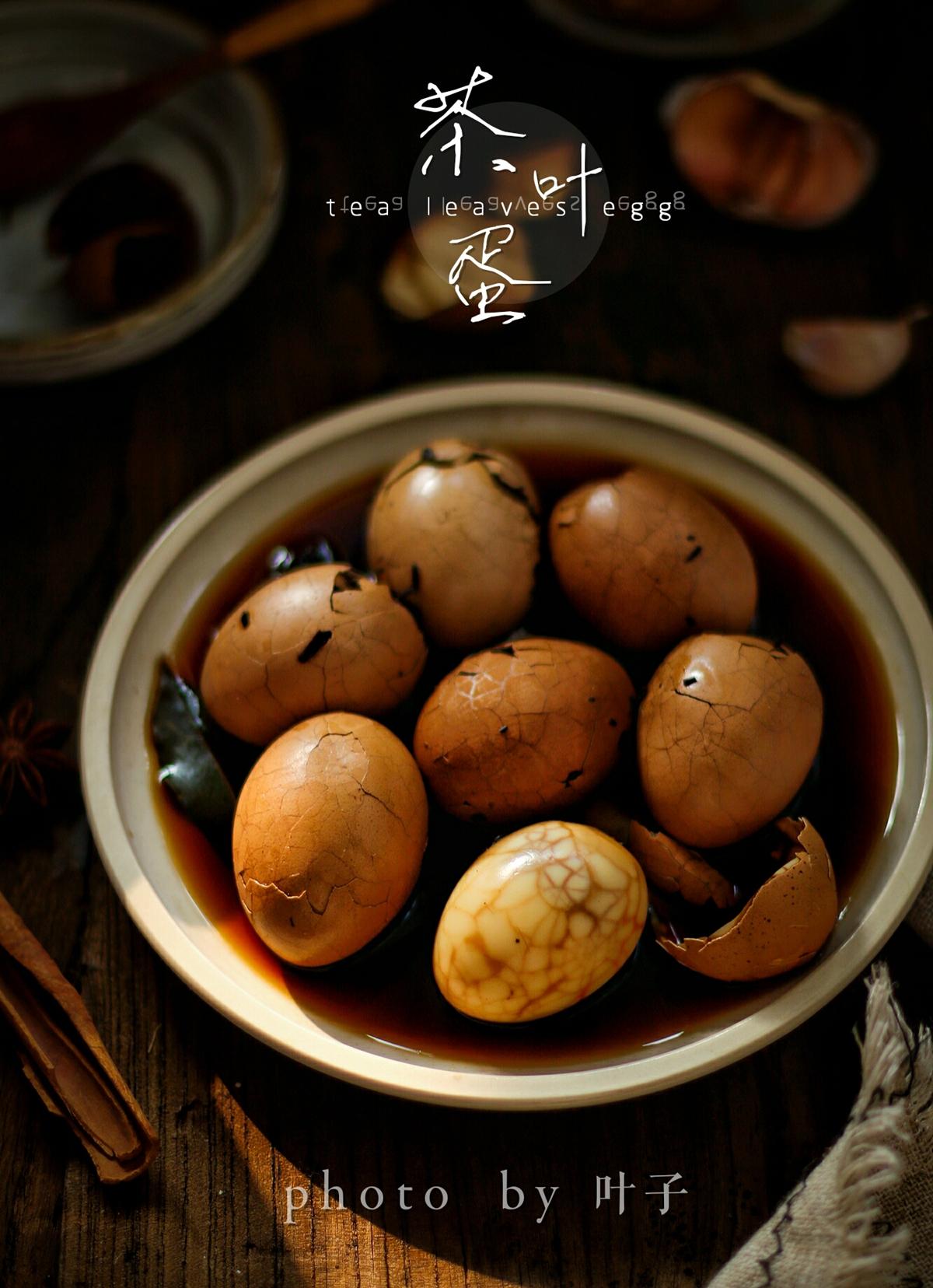 """""""大陆人民吃不起的茶叶蛋"""",在家煮一锅,香味浓郁,好吃极了!"""