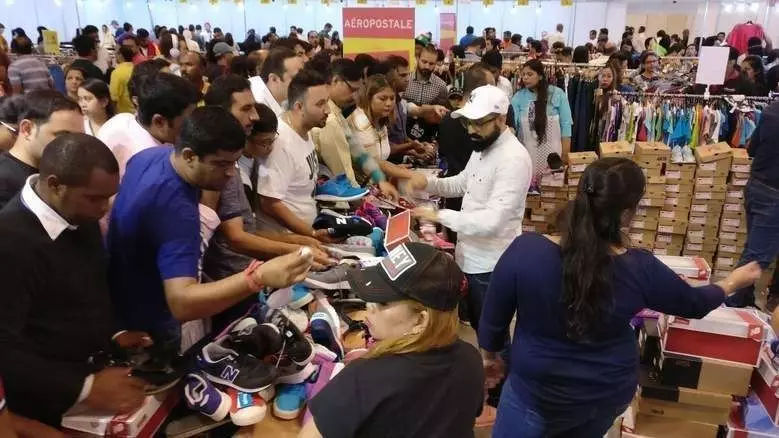 2019年迪拜购物节