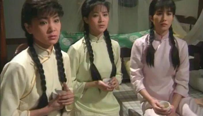 《三朵花》里的刘雪华,俞小凡和金素梅