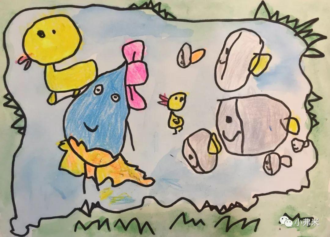 小弗米爱环保 一场跟水有关的旅行