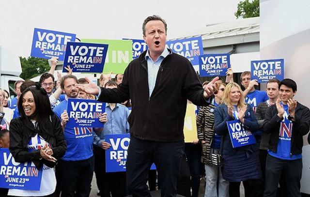 英国为什么要脱离欧盟