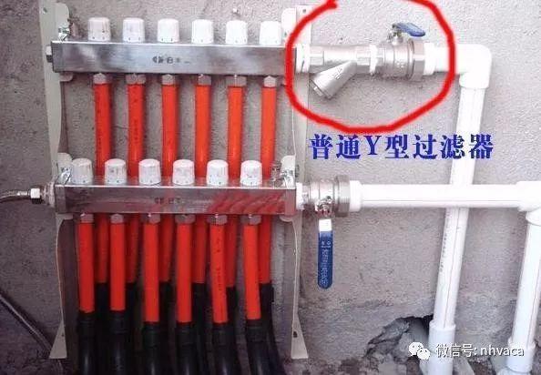 关闭相应的阀门,可以方便进行检查和清洗;燃气过滤器一般在燃气电磁阀图片