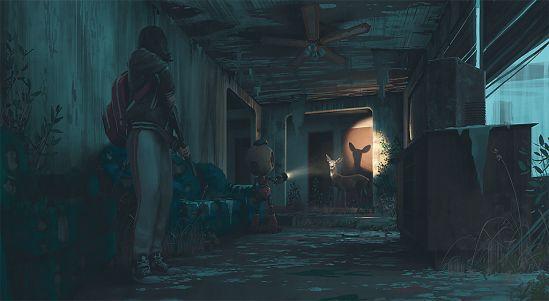 《电幻国度》是一部静态电影,一部公路片,一部寂寥版的《疯狂的