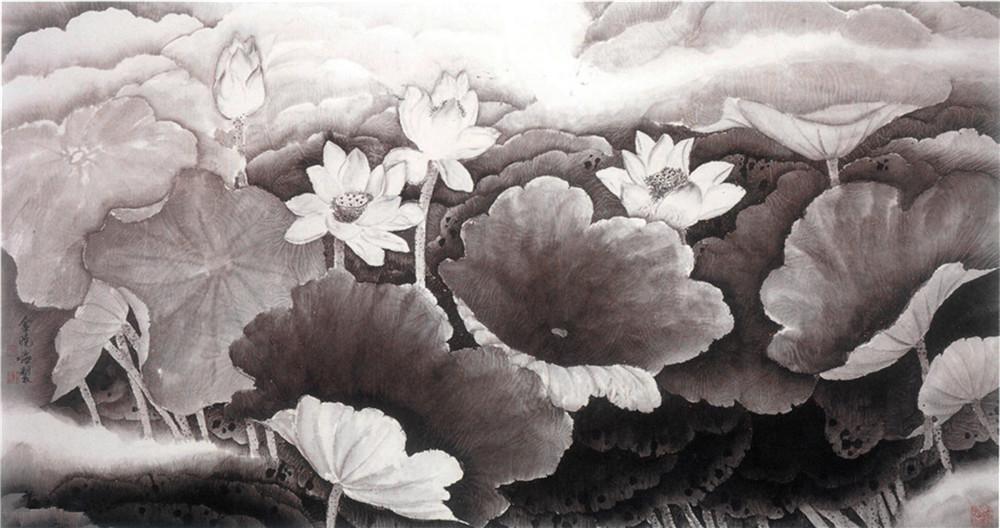 国礼特别推荐著名画家:金晓海