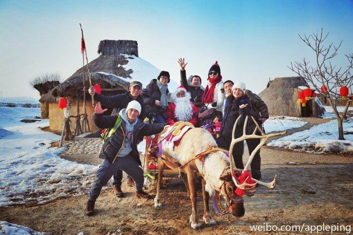 冬游宁夏——水洞沟
