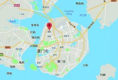 厦门岛内人口2017_厦门岛内人口密度高于香港新加坡 湖里常住人口最多