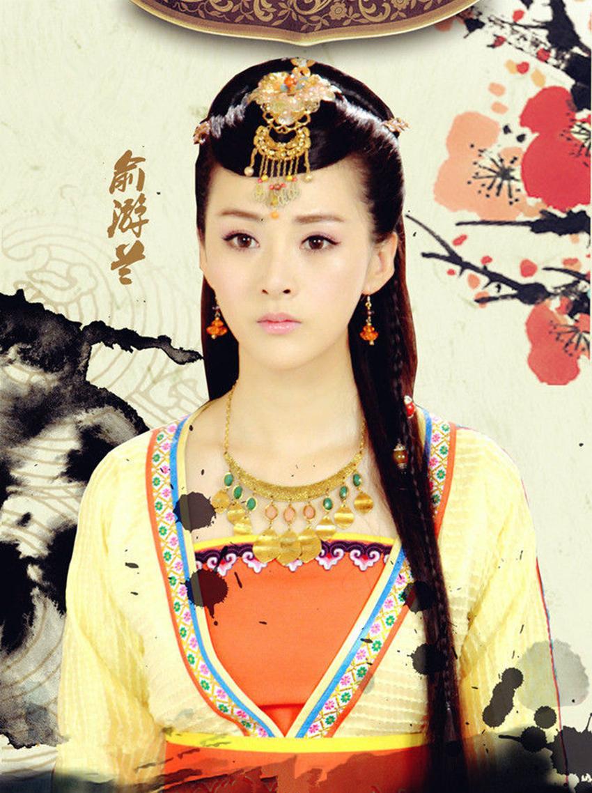 影视隋唐四女将:一位为李世民挡刀死,一位大罗成40岁还嫁罗成