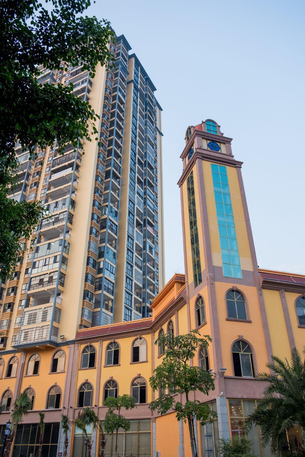 中越交界的口岸实拍:对面越南的省会城市不如中国这边的县城发达