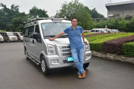 """东风小康C37改装""""微型房车""""体验有别于自驾乐趣"""