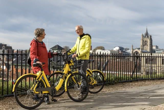 ofo溃败英国市场:共享单车模式在英国困难重重