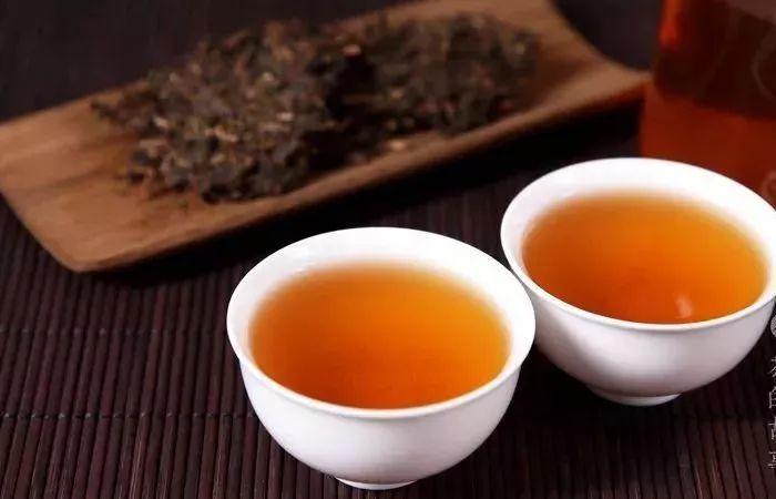 胃溃疡能喝黑茶吗图片
