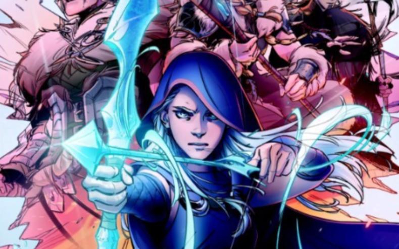 《英雄联盟》将出漫画,这次主角漫威风!