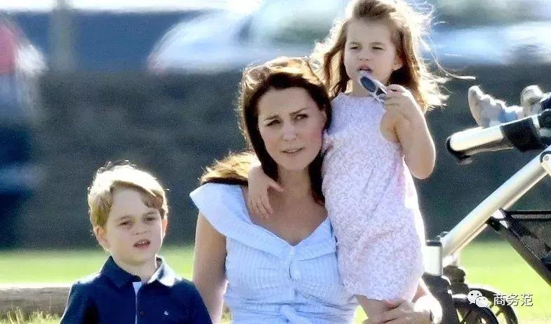 凯特王妃们养娃压力大,最难得的是…