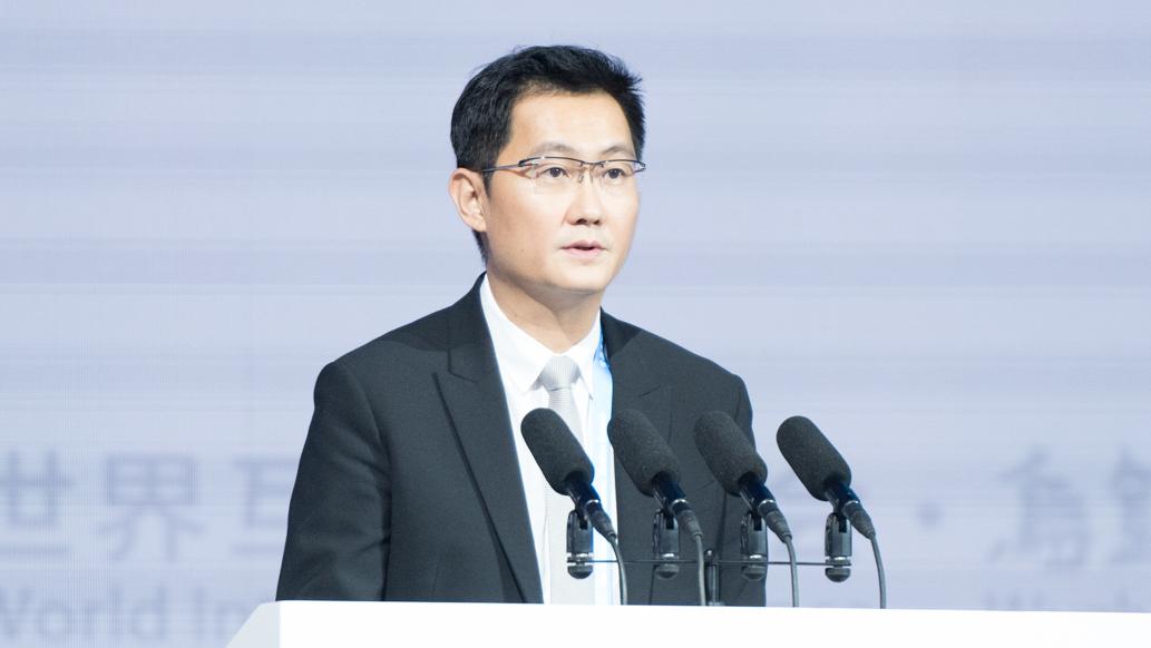 马化腾:过去一年腾讯在挑战中找到新机遇   网络推广  第3张