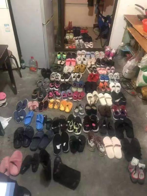 1490件衣服、237雙鞋子……小伙偷了整整10麻袋,杭州民警數懵了