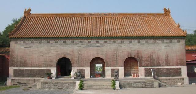 故宫唯一用石头建造的宫殿,很少人知道它,曾对外开放现已关闭!