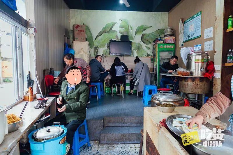 二街这家韩氏豆芽面,一碗面条卖了二十四年!