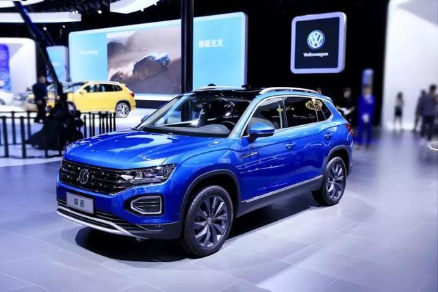 三年发五款新车SUV布局是重点一汽-大众在车展上带来啥信息?_山