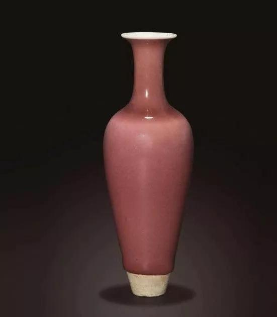 康熙朝瓷器洋洋大观独具特色的柳叶瓶后世难见仿品价值高昂!图片