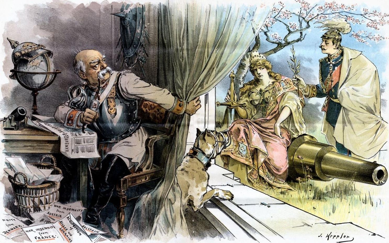 鸦片战争后,李鸿章为何看上普鲁士大炮?