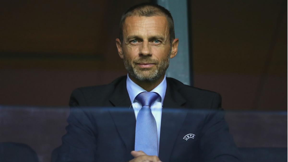 欧足联主席否决欧超联赛:不切实际简直像做梦