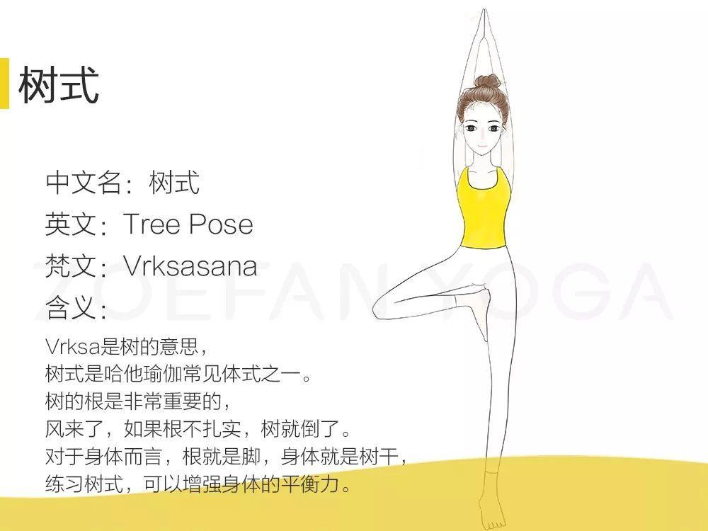 拍照显瘦又上镜的树式瑜伽,明星拍瑜伽写真必用,初学者必学!图片