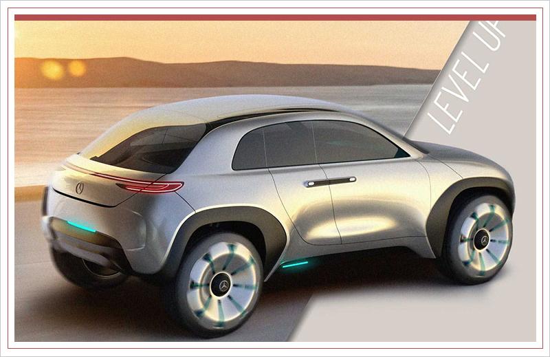 """smart和奔驰A级之间的""""插班生"""" 微型SUV来报道_广东快乐十分稳"""