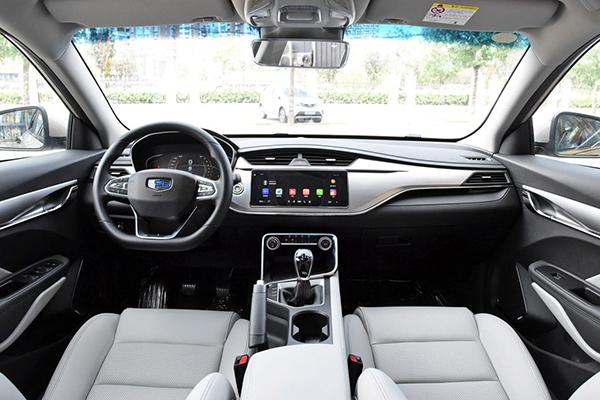 既有配置也极具性价比 自主品牌紧凑级家用轿车推荐