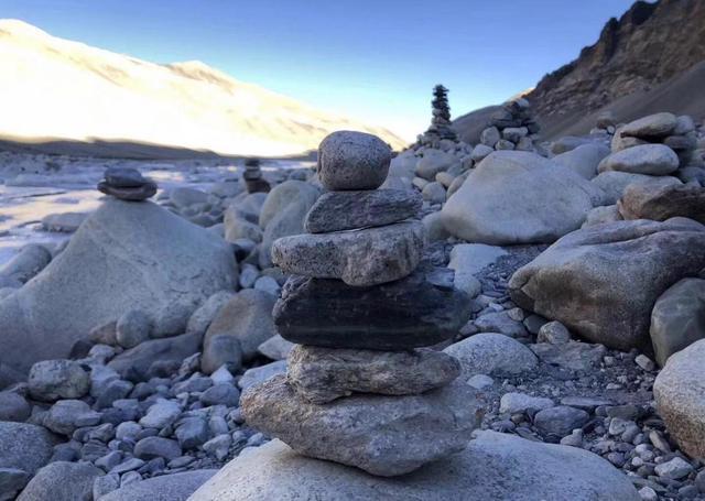 西藏40冰川,一個讓你零距離接觸的冰川