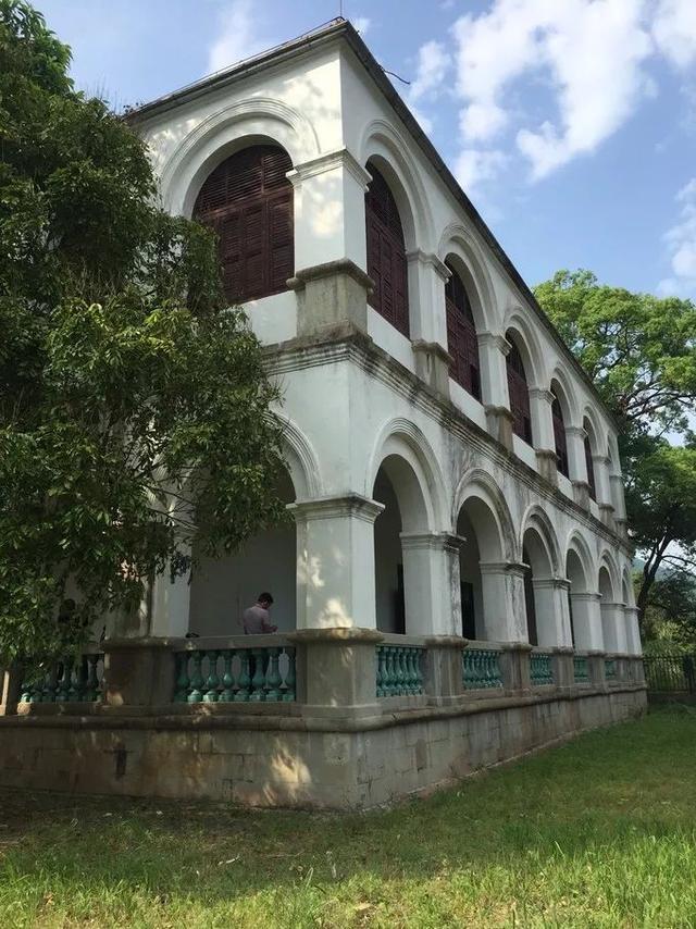 在福海有个历经百年v别墅的武汉关别墅,你去过了?宁德园林遗址图片