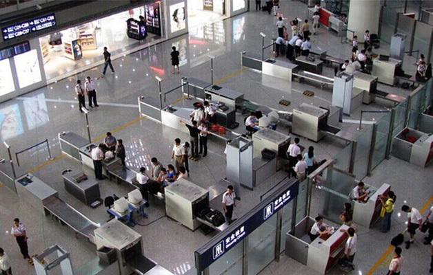 德亚研发的自助安检、登机闸机  提高机场效率及可靠性