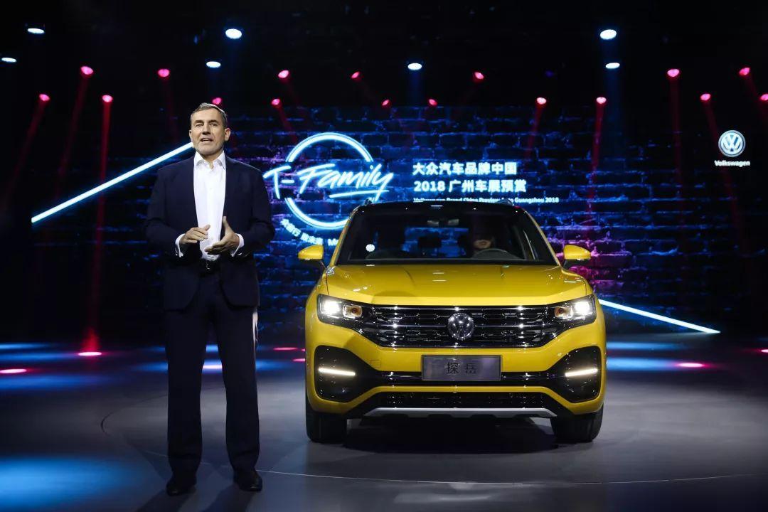 大众汽车品牌将于2019年新增3款SUV车型_快乐十分开奖记录