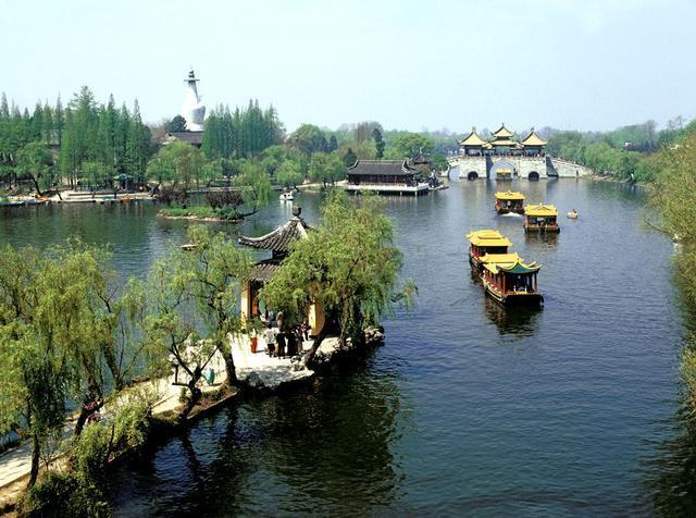 江南的揚州,紹興與常州,三座江南城市哪里景色更優美?