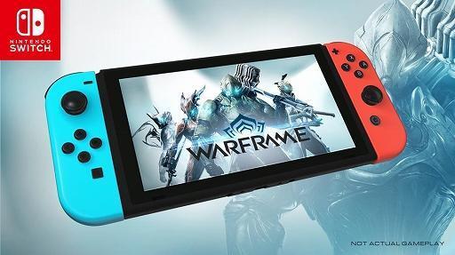 诸多福利附赠 科幻射击名作《星际战甲》Switch版发售