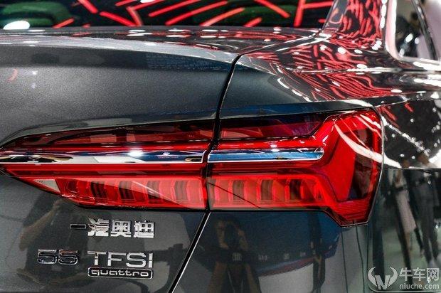 广州车展:官方潮品解读一汽-大众全新一代奥迪A6L_凤凰彩票网官